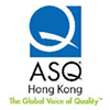 America Society for Quality (ASQ), Hong Kong Chapter